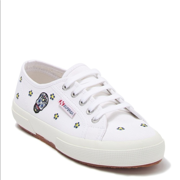 Superga Shoes   Daniela Botero Sneaker